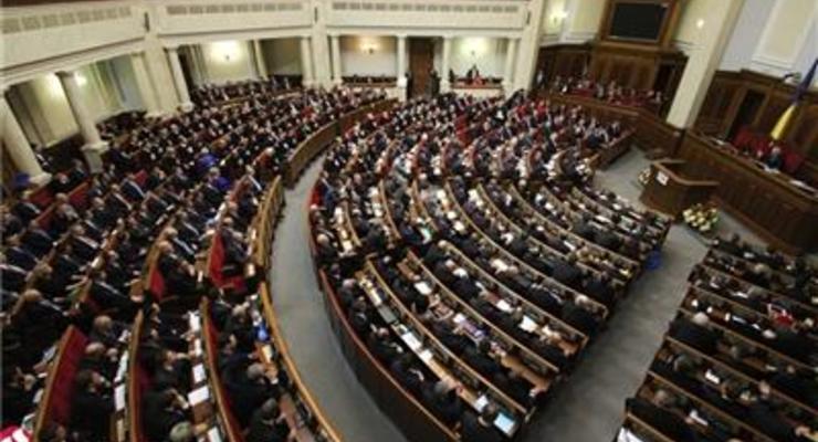 Рада планирует рассмотреть бюджет 24-25 декабря