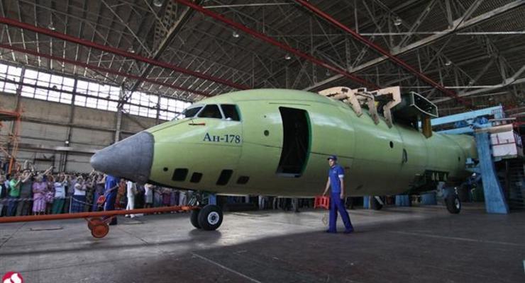 Антонов получил заказ на производство почти 60 самолетов