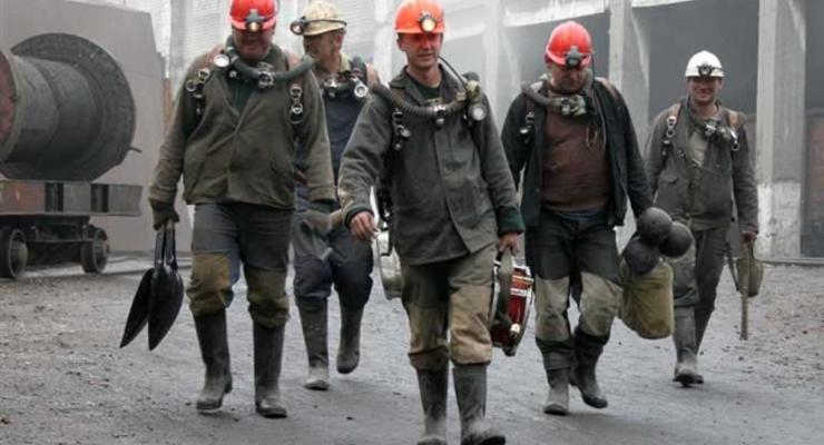 Минэнерго обещает погасить долги по зарплатам шахтерам