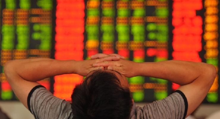 Рынки Китая закрыты из-за нового обвала