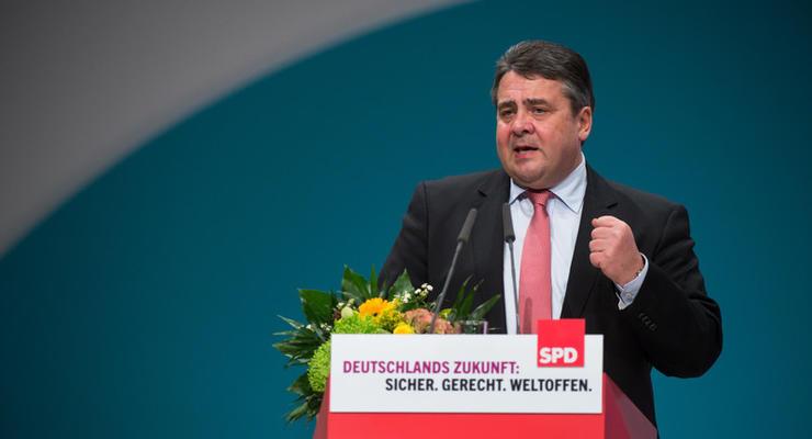 Вице-канцлер Германии защищает проект Северного потока-2