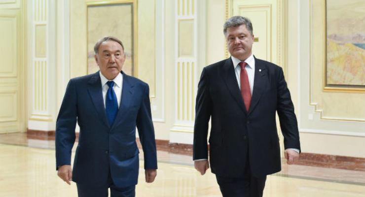 Украина и Казахстан ищут пути обхода российского эмбарго