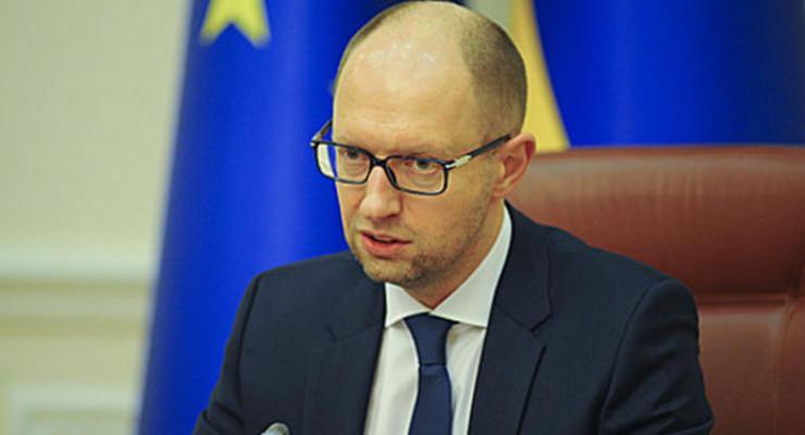 Яценюк поручил проверить тендеры Минэкологии