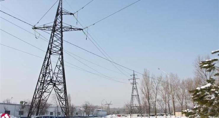 Украина не планирует импортировать электроэнергию из России
