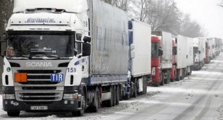 Украина заявила, что не блокирует транзит товаров из РФ в Молдову