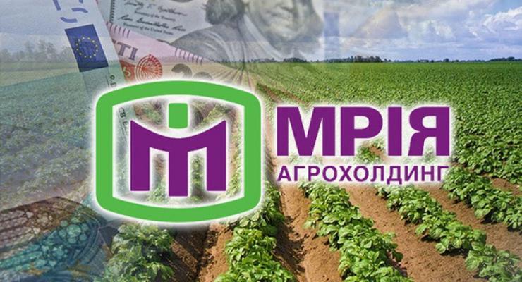 Агрохолдинг Мрия отчитался перед кредиторами