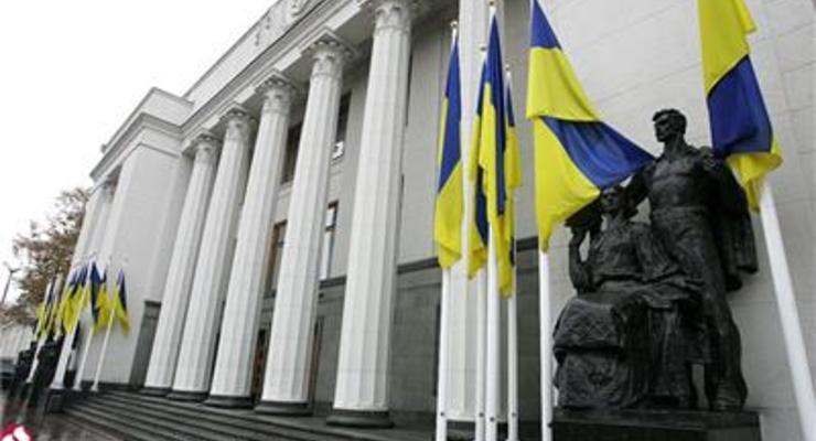 Парламент ратифицировл кредит ЕИБ для Украины