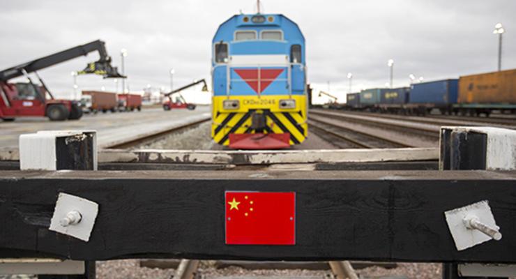 В обход России. Зачем Украина отправила полупустой поезд в Китай