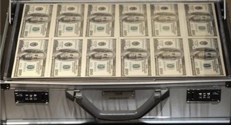 Межбанк закрылся котировками доллара 25,90/25,96