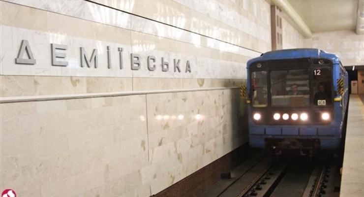70% вагонов метро Киева эксплуатируются 40 лет