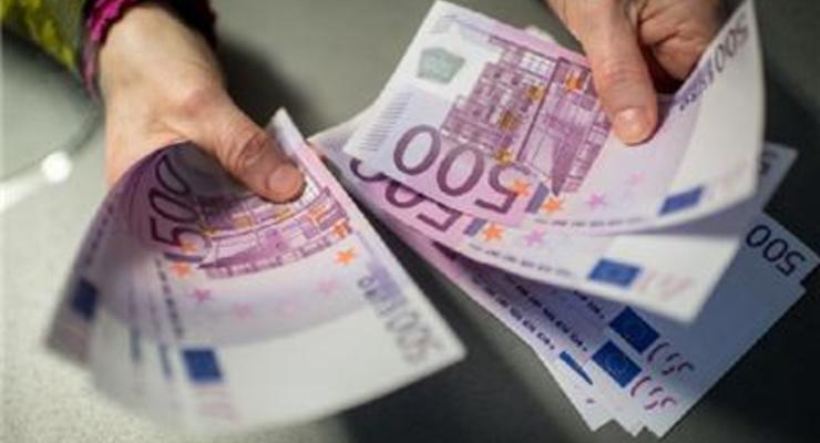 Банкноты евро с крупным номиналом могут изъять из обращения