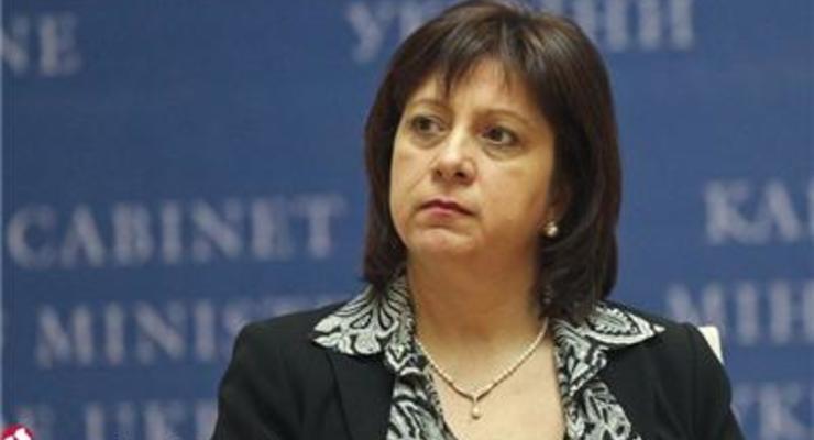 МВФ обеспокоен политическим кризисом в Украине - Яресько