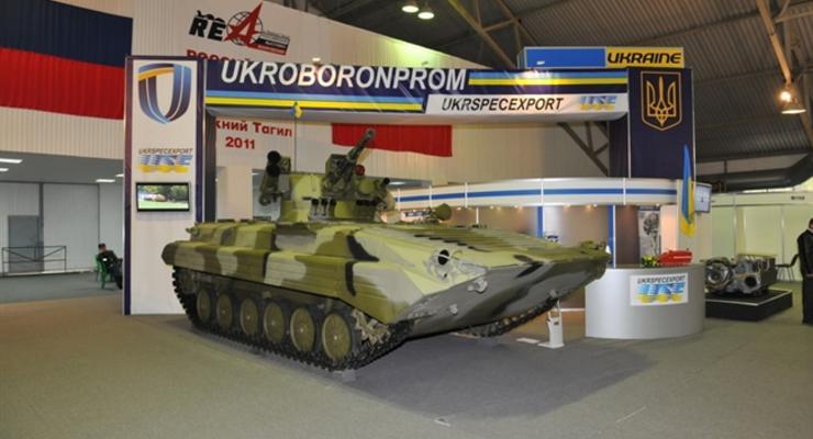 В Укроборонпроме ожидают прибыль в 1,5 млрд грн