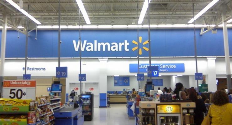 Ритейлер Walmart получил убытки впервые за 35 лет