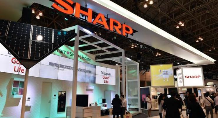 Тайваньская Hon Hai покупает японскую Sharp за $6 млрд