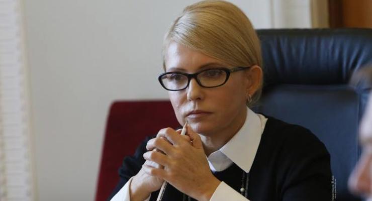 Стало известно,сколько Тимошенко задекларировала доходов