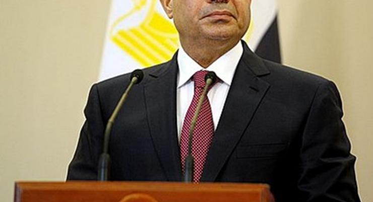 На eBay продавали президента Египта