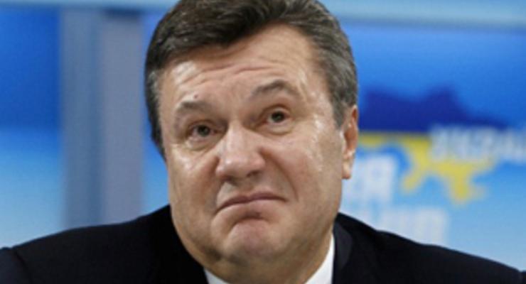 Лихтенштейн может разблокировать счета Януковича