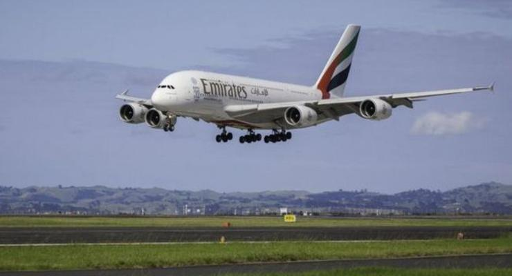 Авиакомпания Emirates запустила самый длинный авиамаршрут