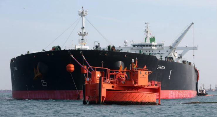 В Европу прибыл первый танкер с иранской нефтью