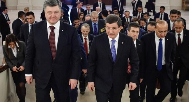Переговоры по ЗСТ с Турцией нужно ускорить - Порошенко