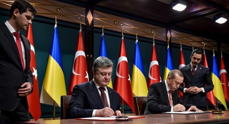 Украина и Турция наладят поставки каспийского газа в Европу