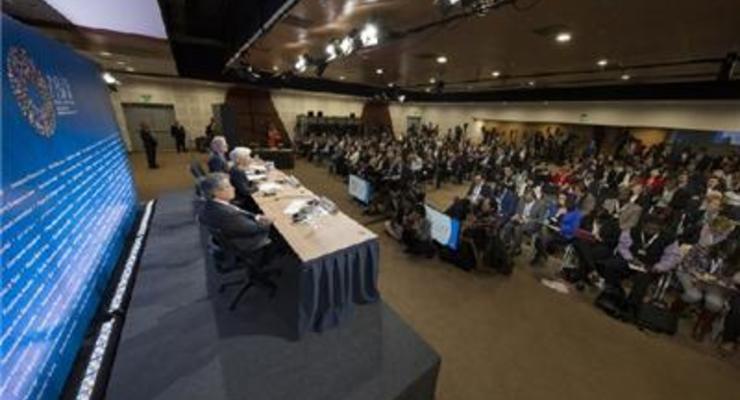 В Украине состоится встреча стран-членов МВФ и Всемирного банка
