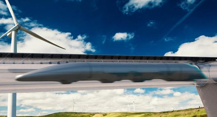 В Словакии запустят сверхзвуковой восьмиминутный поезд в Вену