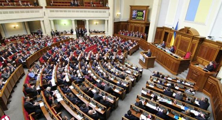 Верховная Рада одобрила госзакупки в рамках ВТО