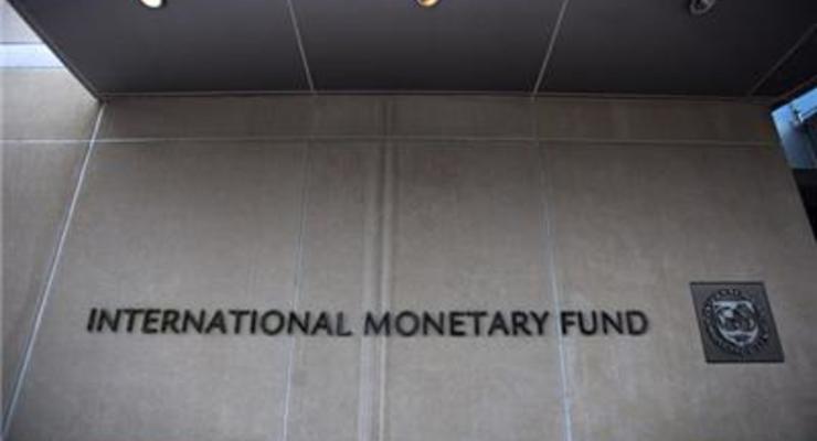 МВФ не рассматривает остановку сотрудничества с Украиной