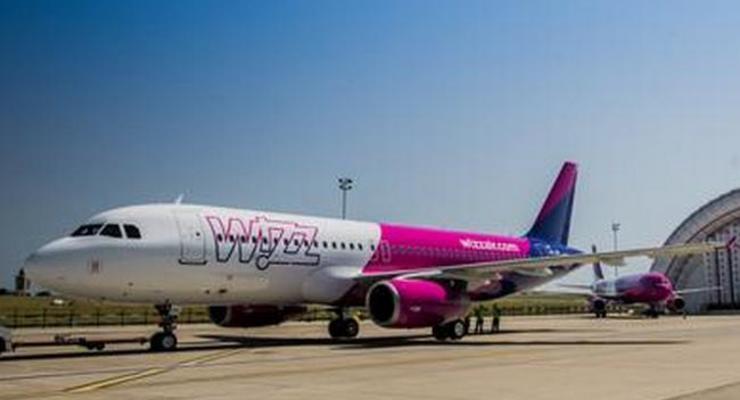 Wizz Air запустит рейс из Гамбурга в Киев