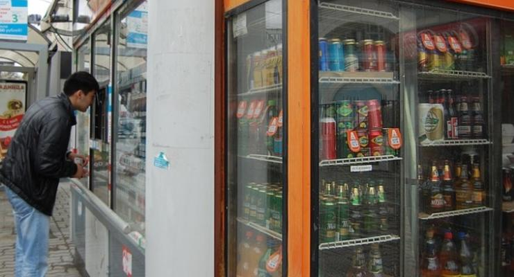 Новый запрет. Киевсовет налил владельцам МАФов