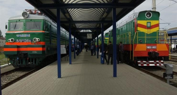 Укрзализныця подписала договор на поставку дизтоплива
