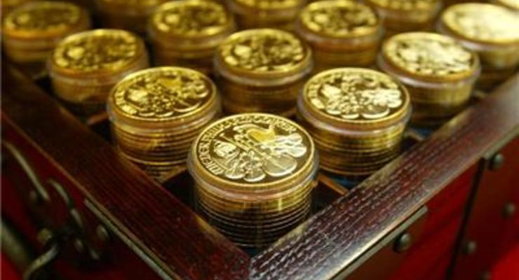 Официальные курсы банковских металлов на 1.04.2016