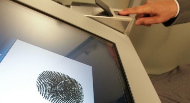 В Японии вскоре можно будет расплачиваться, сканируя пальцы
