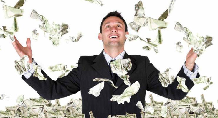 В Украине зарегистрировано 1232 миллионера
