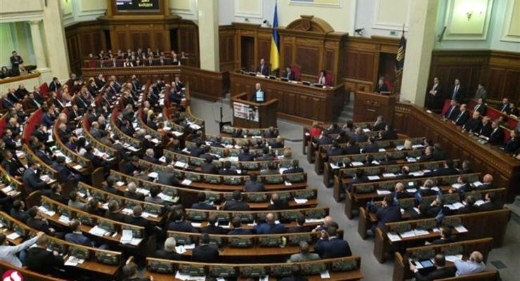 Рада приняла за основу законопроект о закупках для армии