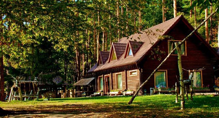 Майские на природе: ТОП-5 самых дешевых домов под Киевом