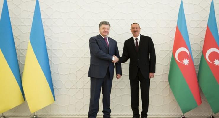 Порошенко допускает запуск производства Ан-178 в Азербайджане