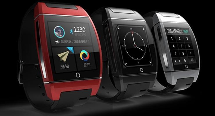 Китайские умные часы могут составить конкуренцию Apple в США