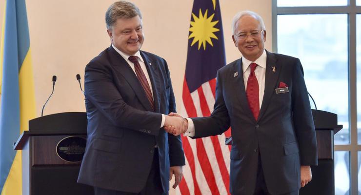 Украина и Малайзия подписали антиофшорный договор