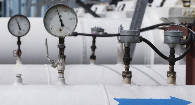 Спотовые цены на газ в Европе выросли на 20-25%