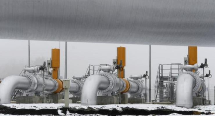 Нафтогаз подал заявку на доступ к мощностям OPAL