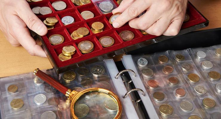 Нацбанк выпустит цветную монету ко Дню святого Николая