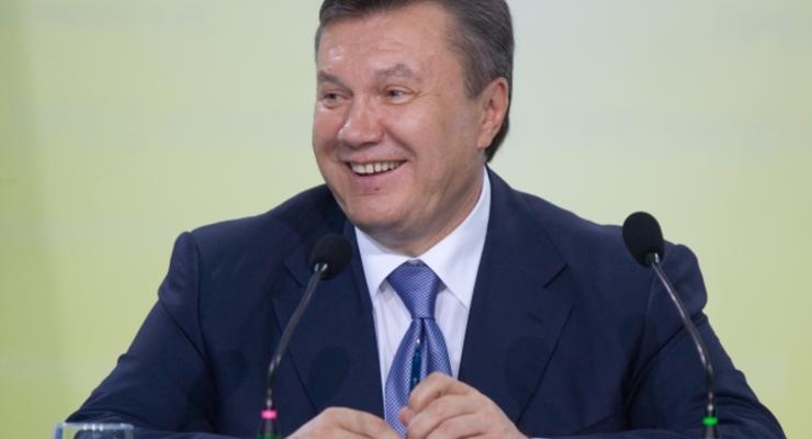 Российские СМИ показали дачу Януковича в Сочи