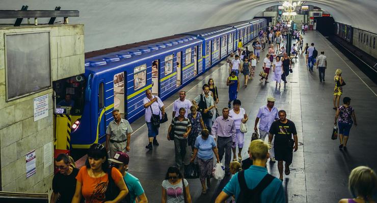 В киевском метрополитене сменят платежные терминалы