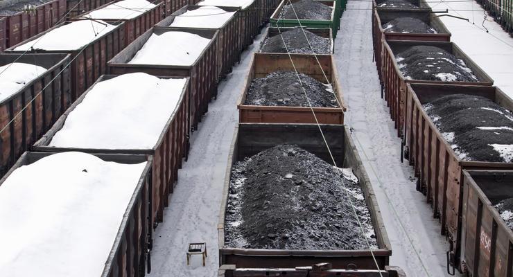 Украина закупила уголь РФ через Панаму - СМИ