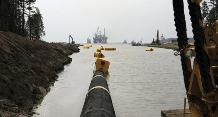 В ЕС призвали остановить проект Северный поток-2
