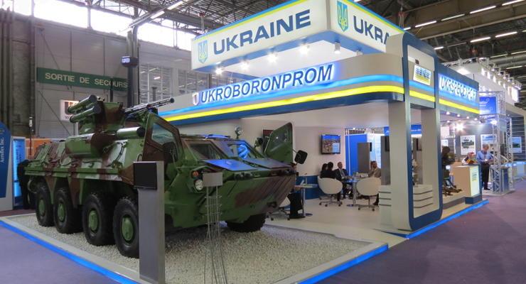 Укроборонпром показал десять важнейших разработок года