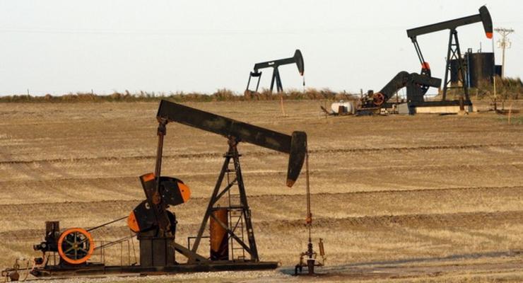 Цена на нефть Brent превысила 56 долларов за баррель